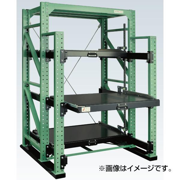 【代引不可】SAKAE(サカエ):スライドラック フルストロークタイプ NSDR-14FR