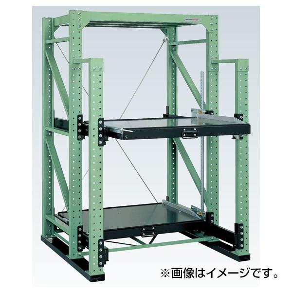 【代引不可】SAKAE(サカエ):スライドラック フルストロークタイプ SDR-23FR