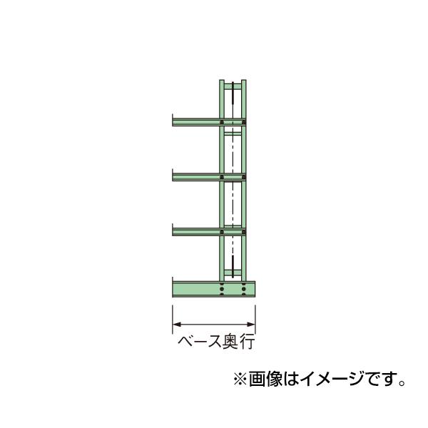 【代引不可】SAKAE(サカエ):バーラック中量型片面 BM2109MS04T