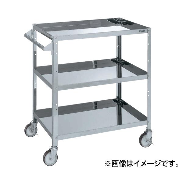 【代引不可】SAKAE(サカエ):ステンレススペシャルワゴン SKR4-03SUTN
