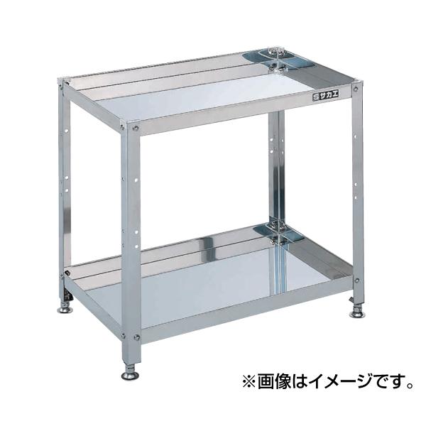【代引不可】SAKAE(サカエ):ステンレススペシャルワゴン SBN4-02SU