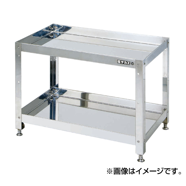 SAKAE(サカエ):ステンレススペシャルワゴン SPH4-02SU