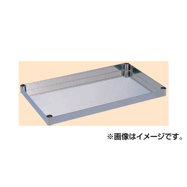 【代引不可】SAKAE(サカエ):ステンレスニューパールワゴン オプション 棚板 PK-1SU