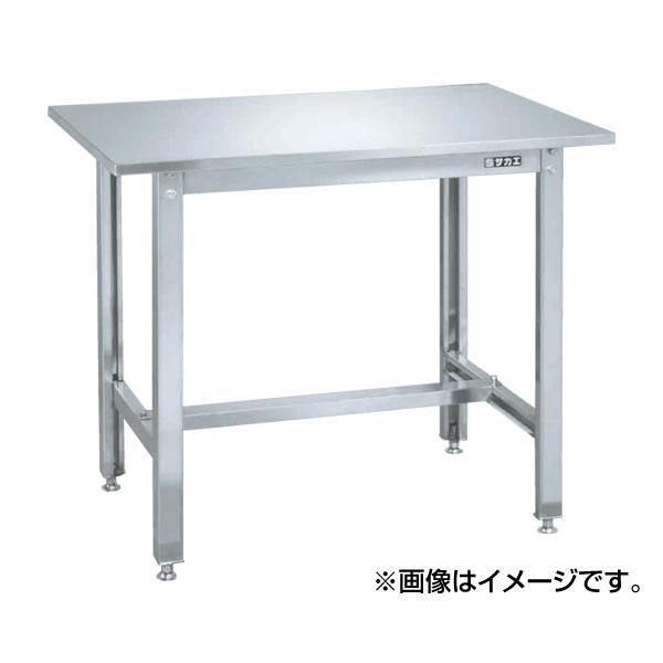 【代引不可】SAKAE(サカエ):ステンレス作業台 SUS4-126LCN