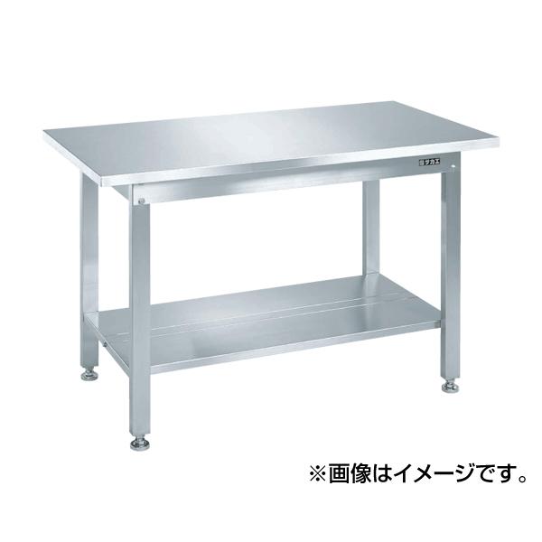 SAKAE(サカエ):ステンレス作業台・中板2枚付 SUS4-157T2N