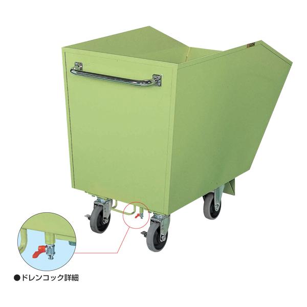 【代引不可】SAKAE(サカエ):スクラップ台車 S-2L