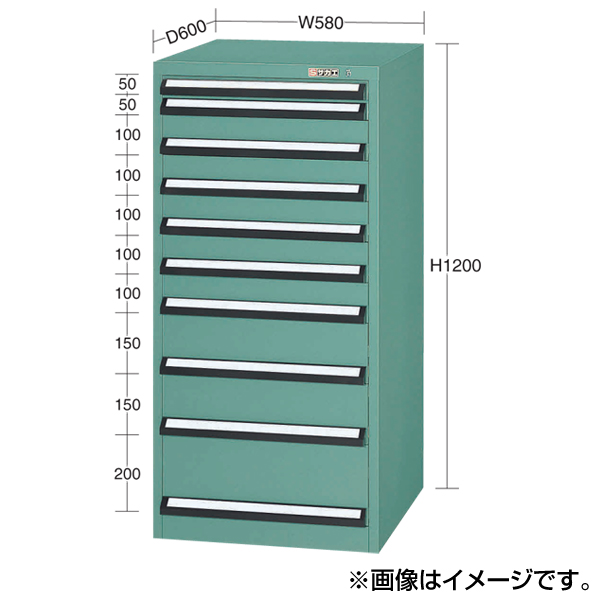 SAKAE(サカエ):KBキャビネット KB-1203I