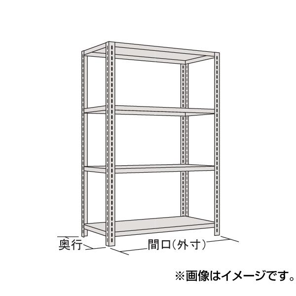 【代引不可】SAKAE(サカエ):軽量開放型棚ボルトレス KF1524