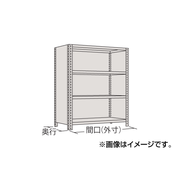 【代引不可】SAKAE(サカエ):物品棚LE型 LE9714