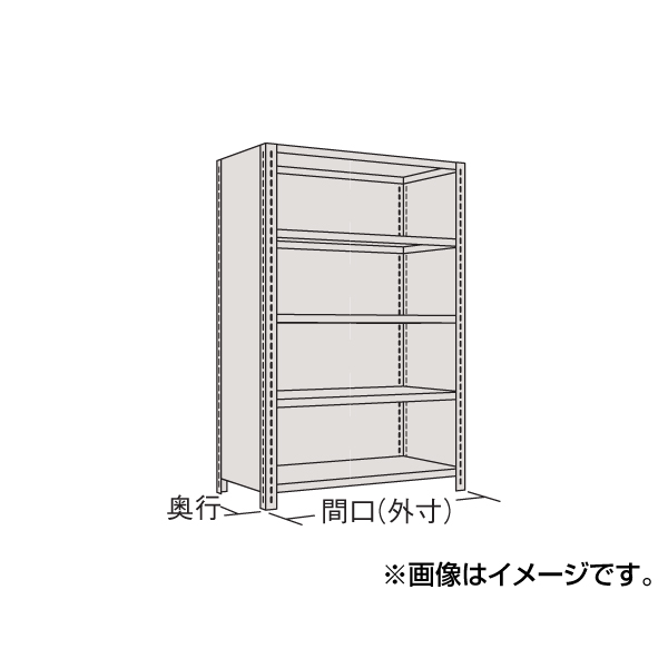 【代引不可】SAKAE(サカエ):物品棚LE型 LE1715