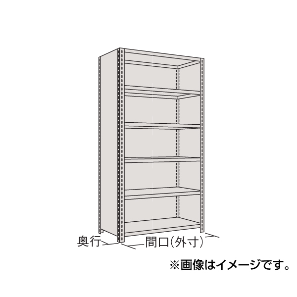 【代引不可】SAKAE(サカエ):物品棚LE型 LE3726