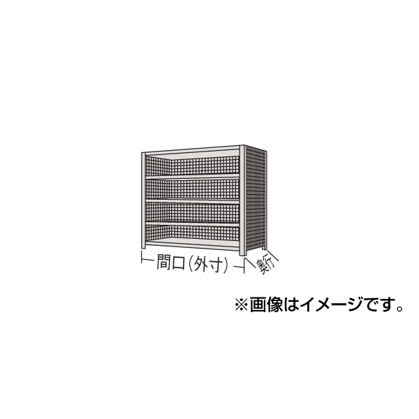 【代引不可】SAKAE(サカエ):物品棚LK型 LK8324