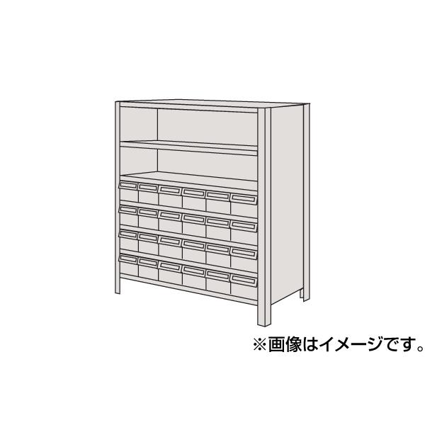 SAKAE(サカエ):物品棚LEK型樹脂ボックス LEK8127-24T