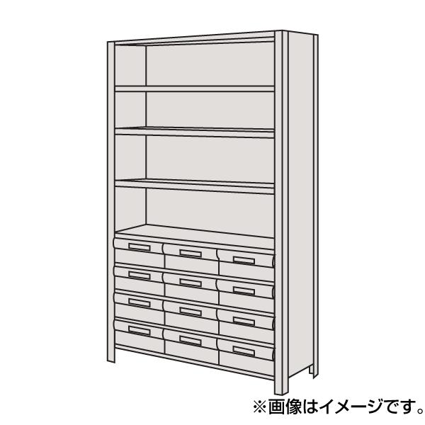 SAKAE(サカエ):物品棚LEK型樹脂ボックス LEK1119-12T