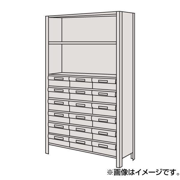 SAKAE(サカエ):物品棚LEK型樹脂ボックス LEK1119-18T