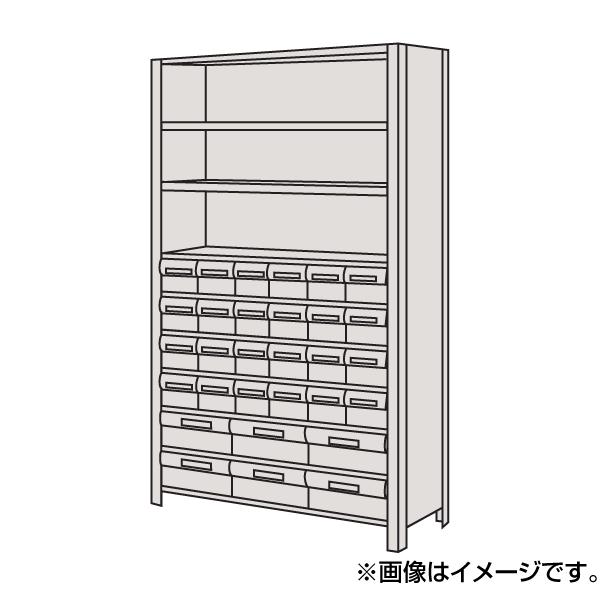 【代引不可】SAKAE(サカエ):物品棚LEK型樹脂ボックス LEK1120-30T