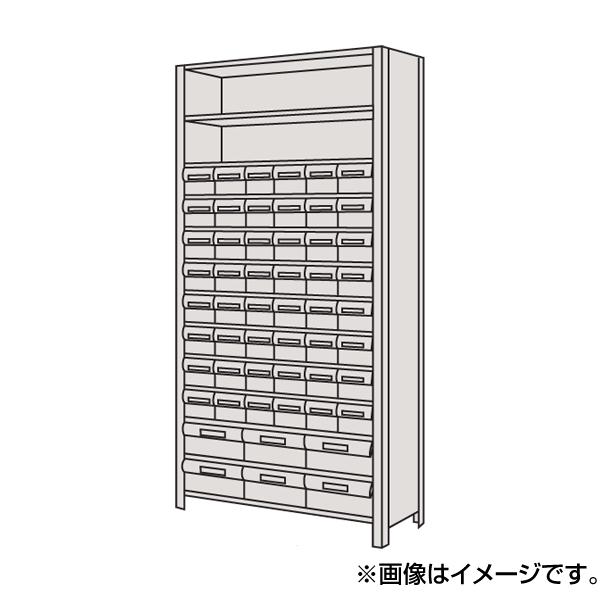【代引不可】SAKAE(サカエ):物品棚LEK型樹脂ボックス LEK2113-54T