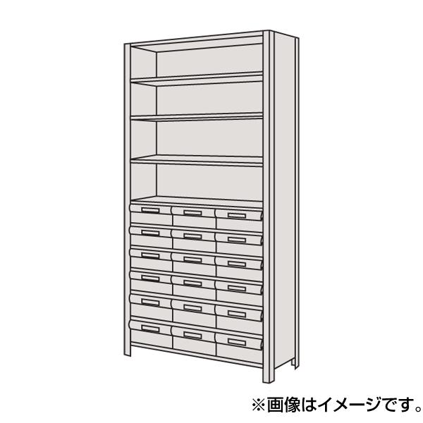 【代引不可】SAKAE(サカエ):物品棚LEK型樹脂ボックス LEK2121-18T
