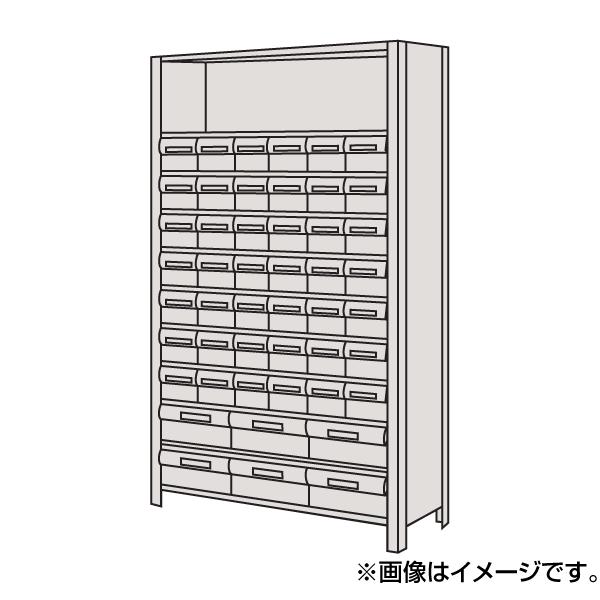【代引不可】SAKAE(サカエ):物品棚LEK型樹脂ボックス LWEK1111-48T