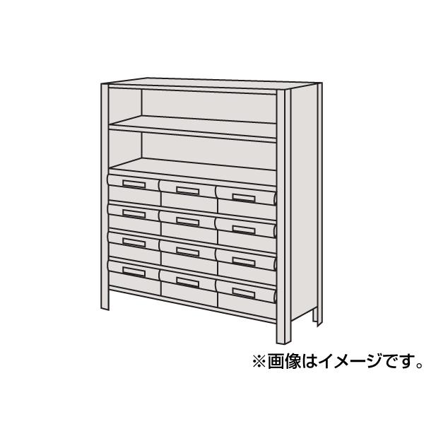 【代引不可】SAKAE(サカエ):物品棚LEK型樹脂ボックス LWEK8117-12T
