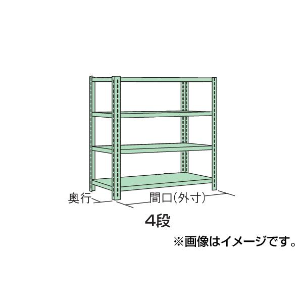 【代引不可】SAKAE(サカエ):ボルトレスラック中軽量型 NB-4434W