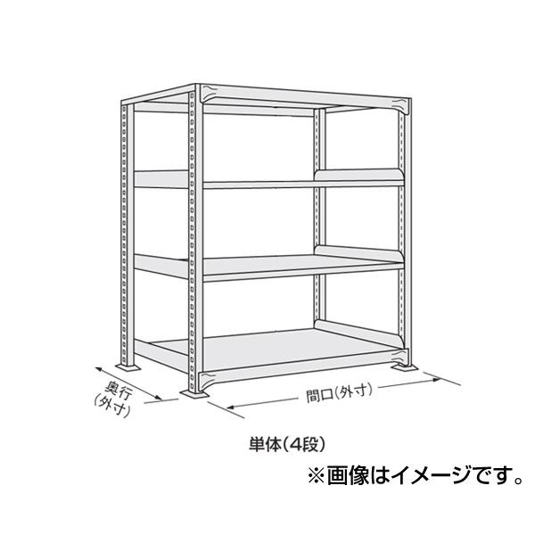 【代引不可】SAKAE(サカエ):軽中量棚 ND-8124