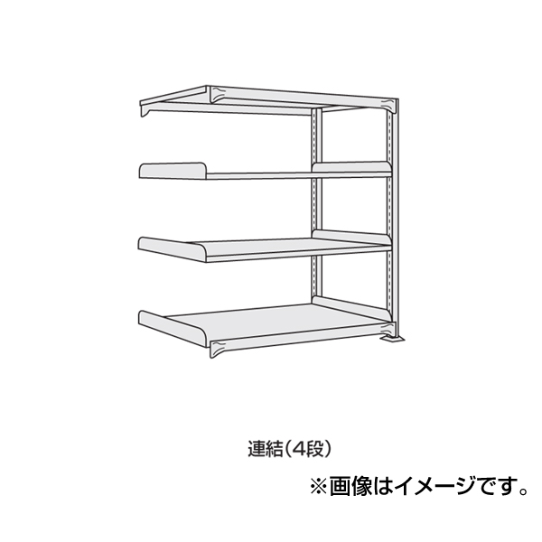 【代引不可】SAKAE(サカエ):軽中量棚 ND-8114R