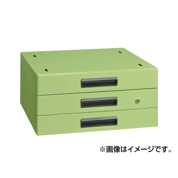 【良好品】 NKL-30IA:イチネンネット SAKAE(サカエ):作業台用オプションキャビネット-DIY・工具