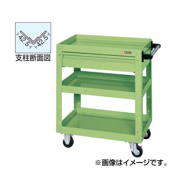 【代引不可】SAKAE(サカエ):ニューCSスーパーワゴン CSWA-607CNU