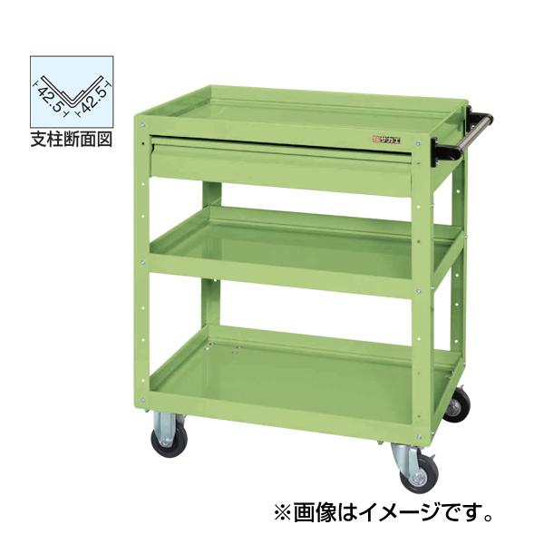 数量は多 SAKAE(サカエ):ニューCSスーパーワゴン CSWA-758CJ:イチネンネット-DIY・工具
