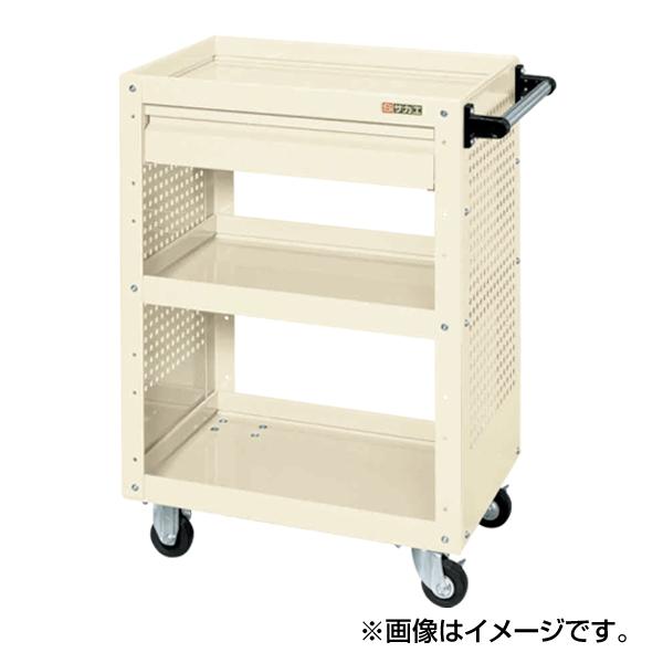 【代引不可】SAKAE(サカエ):ニューCSスーパーワゴン CSWA-758CP
