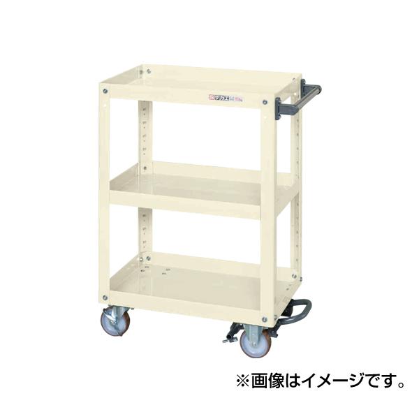 経典 フットブレーキ付 EMR-150BR:イチネンネット SAKAE(サカエ):スーパーワゴン-DIY・工具