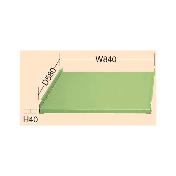 SAKAE(サカエ):キャビネットラックシステム用オプション・棚板 CB-96NT