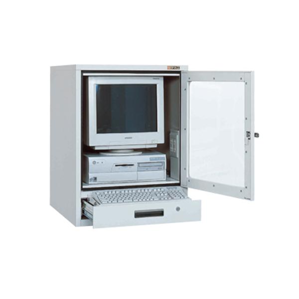 【代引不可】SAKAE(サカエ):パソコンキャビネット SPC-1TGY2