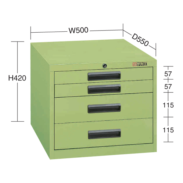 SVE-403SAKAE(サカエ):軽量キャビネットSVE型・60Kgタイプ SVE-403, 1号店:4af77010 --- rods.org.uk