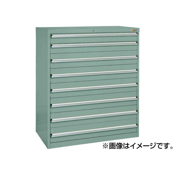 【代引不可】SAKAE(サカエ):重量キャビネットSKV10タイプ SKV10-1284ANG