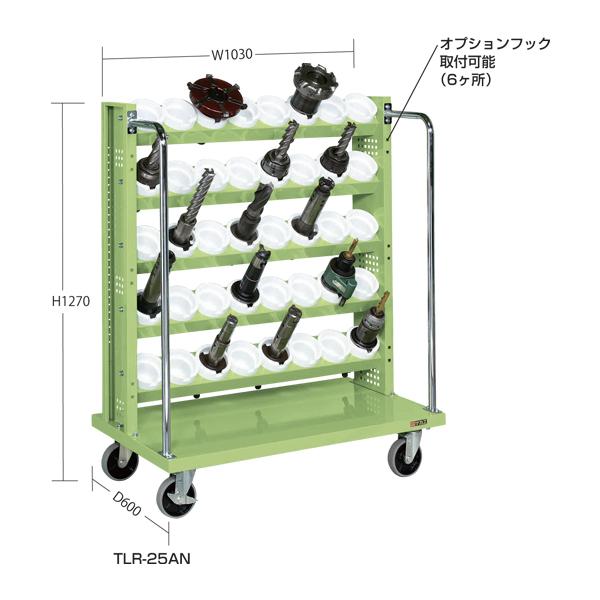 【代引不可】SAKAE(サカエ):ツーリングワゴン TLR-25AN
