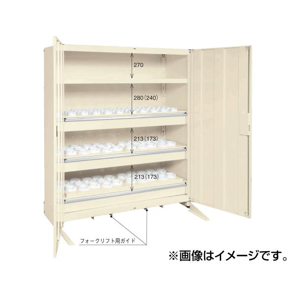 【代引不可】【受注生産品】SAKAE(サカエ):ツーリング保管庫 TLG-150A3BCB