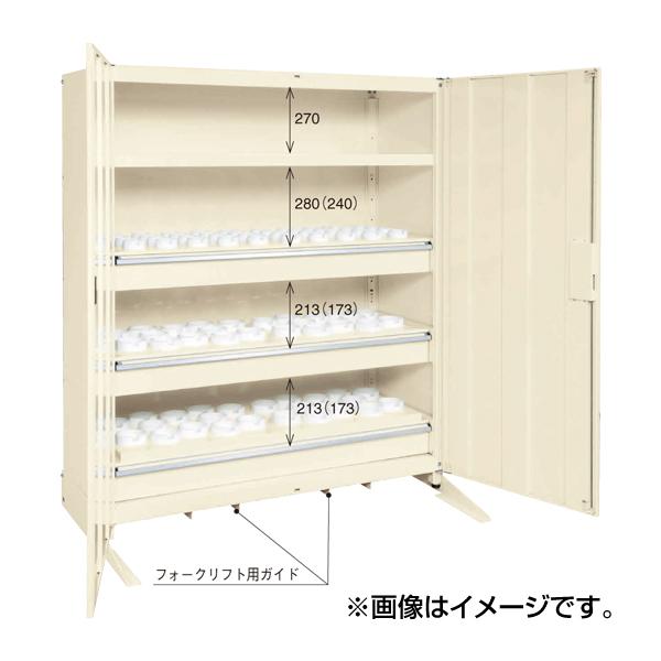 【代引不可】【受注生産品】SAKAE(サカエ):ツーリング保管庫 TLG-150A3CBC