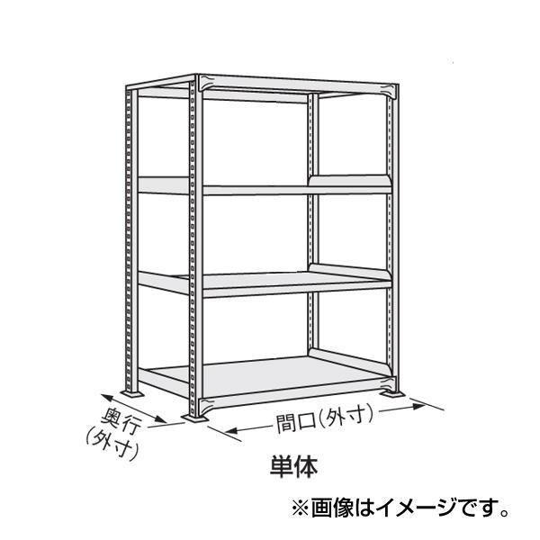 【代引不可】SAKAE(サカエ):軽中量棚 ND-1524