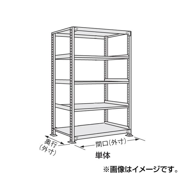 【代引不可】SAKAE(サカエ):軽中量棚 ND-2515