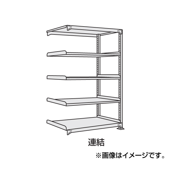 【代引不可】SAKAE(サカエ):軽中量棚 ND-2116R