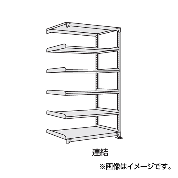 【代引不可】SAKAE(サカエ):軽中量棚 ND-3146R