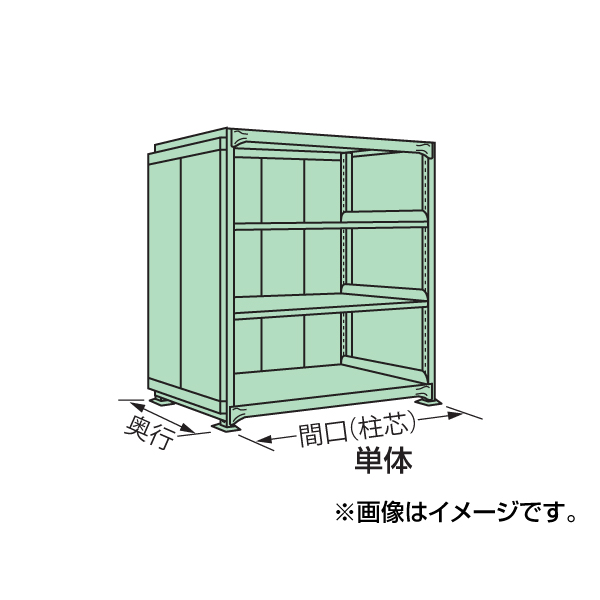 【代引不可】SAKAE(サカエ):ラークラックパネル付 PRL-8324