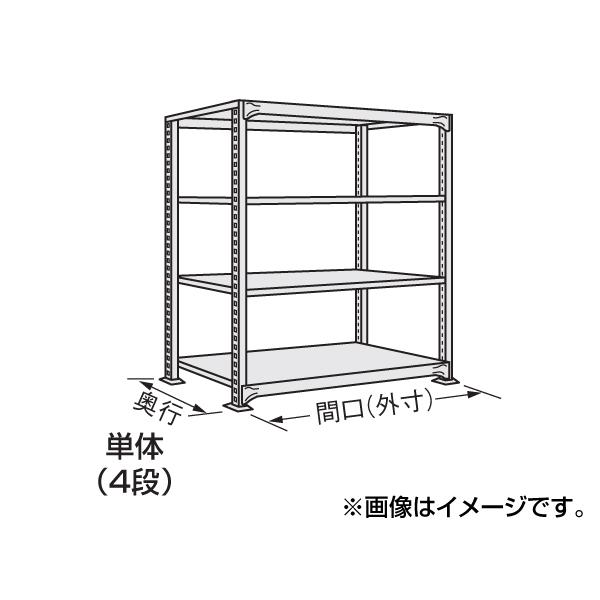 【代引不可】SAKAE(サカエ):中軽量棚NE型 NE-8524
