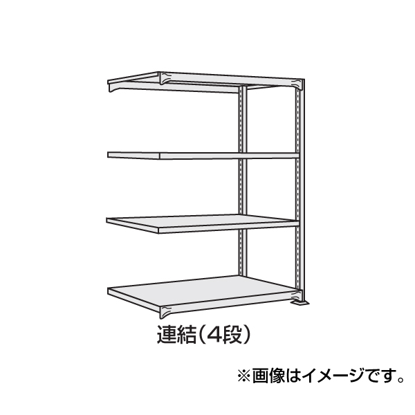 【代引不可】SAKAE(サカエ):中軽量棚NE型 NE-1744R