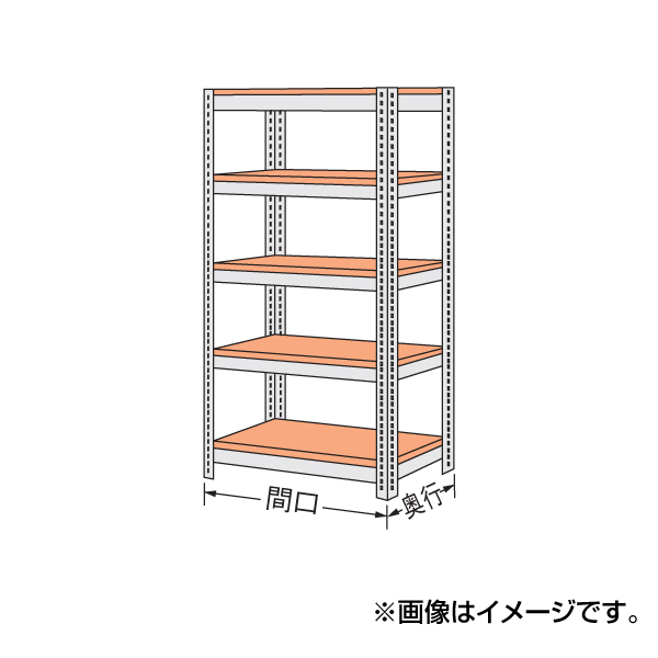 【代引不可】SAKAE(サカエ):ボード棚 NBRW-1565