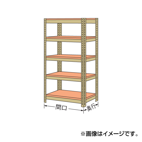 SAKAE(サカエ):ボード棚 BRW-1144 物品棚 保管 収納 業務用