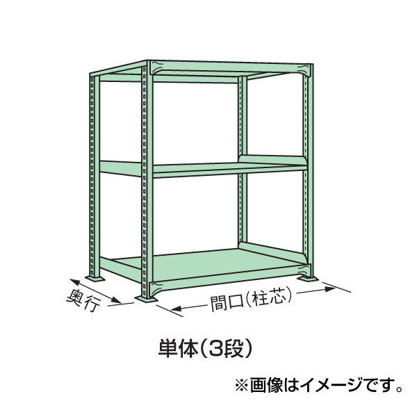 【代引不可】SAKAE(サカエ):中軽量棚ML型 ML-8343