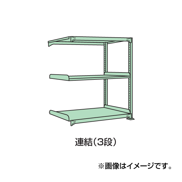 【代引不可】SAKAE(サカエ):中軽量棚ML型 ML-8353R